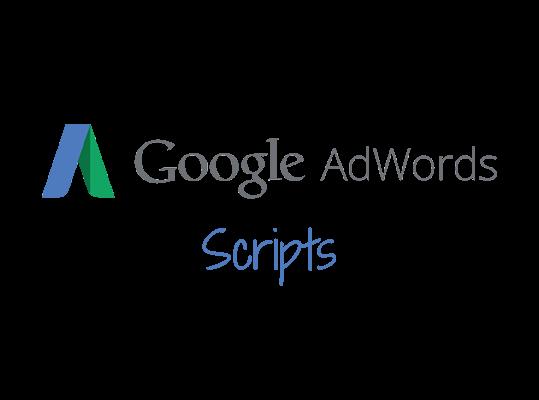 AdWords Scripts fejlesztés