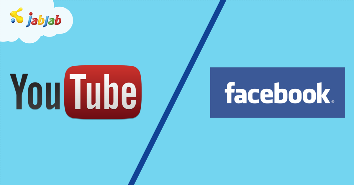 YouTube VS Facebook
