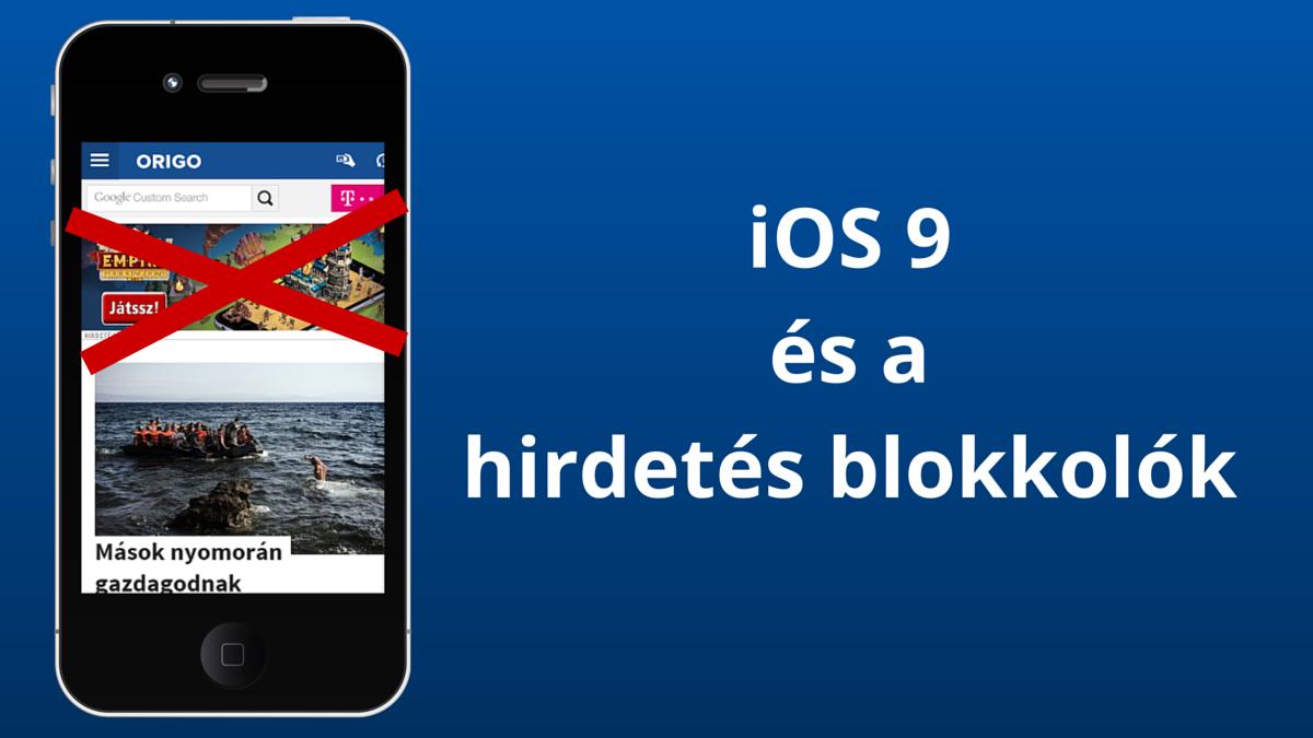 iOS 9 Ad Blockers