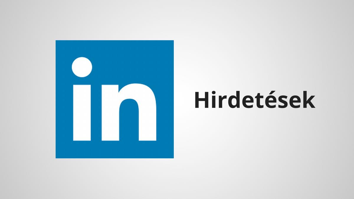 LinkedIn Hirdetések