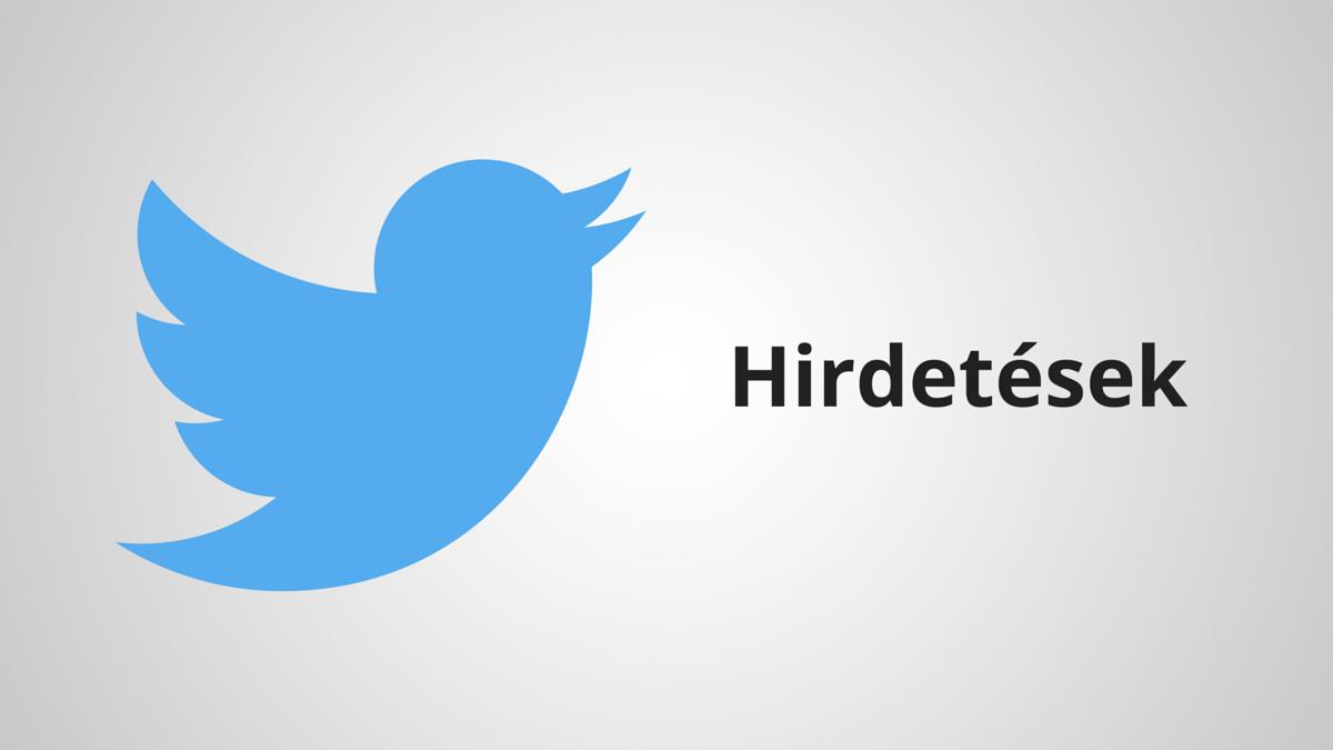 Twitter Hirdetések