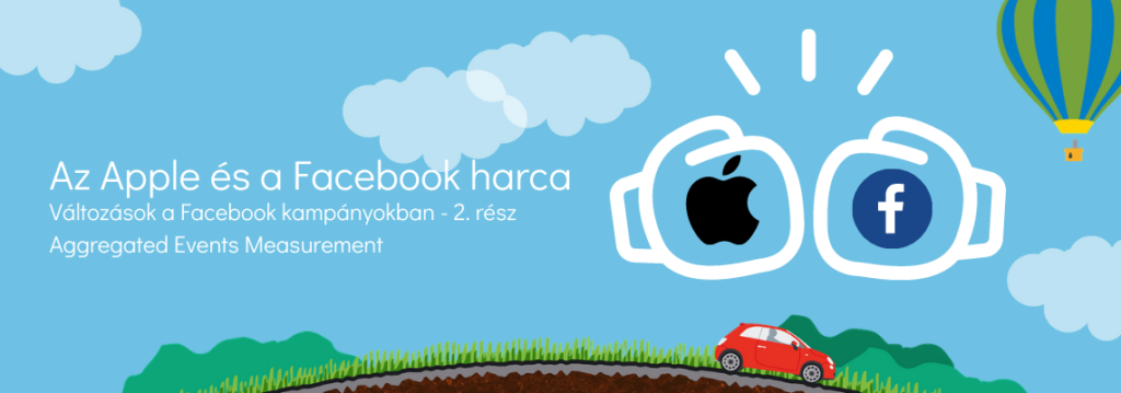 Az Apple és a Facebook harca - Aggregated Events Measurement