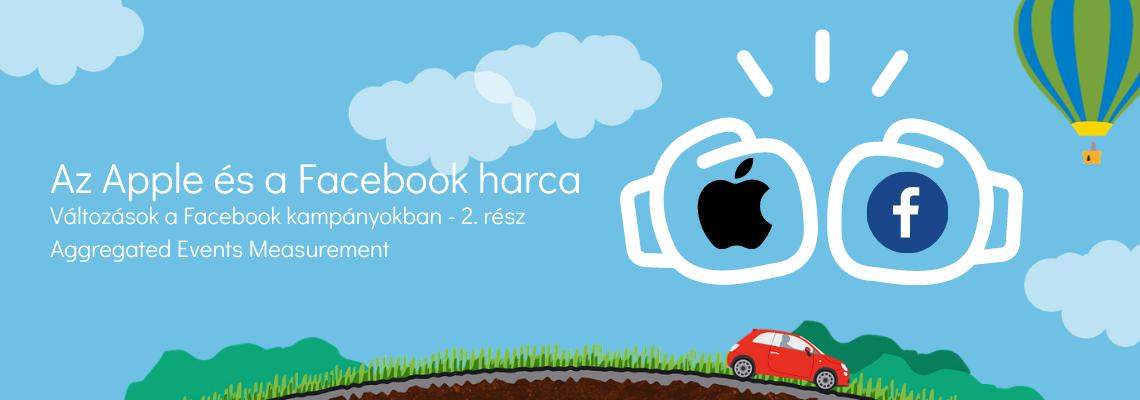 Az Apple és a Facebook harca - Aggregated Events Measurement