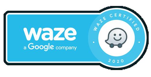 Waze hirdetés - Kép